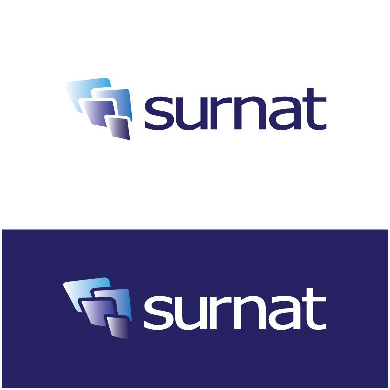 Logo Design by Number-Eight-Design - Entry No. 54 in the Logo Design Contest Surnat.com.