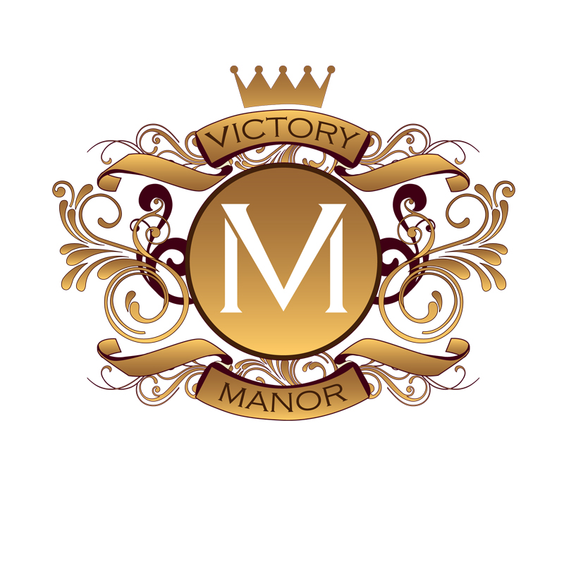 Logo Design by zams - Entry No. 23 in the Logo Design Contest Victory Manor.