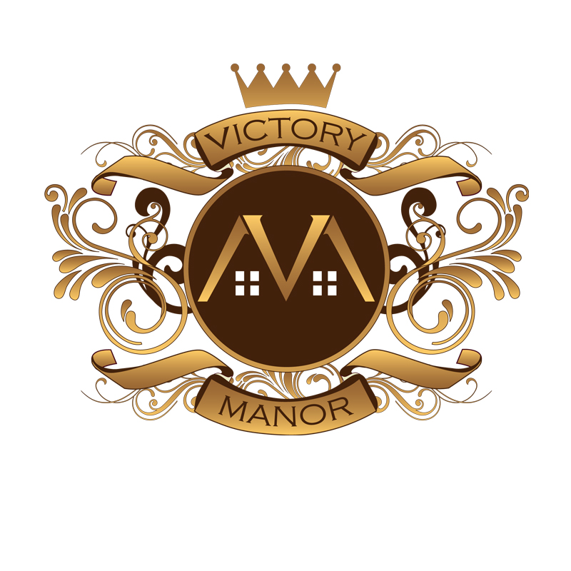 Logo Design by zams - Entry No. 24 in the Logo Design Contest Victory Manor.