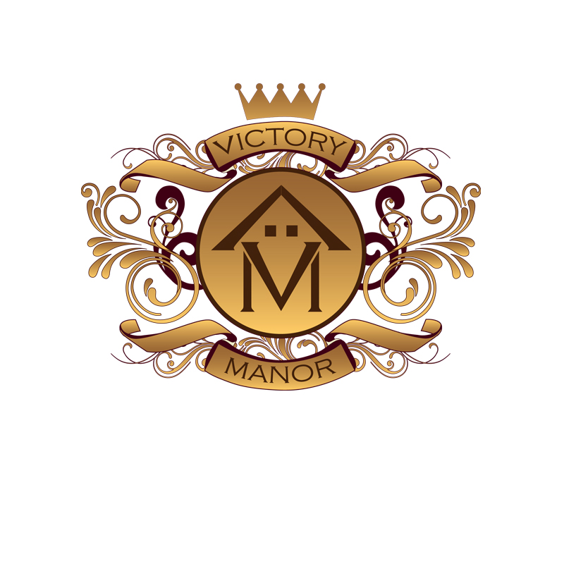 Logo Design by zams - Entry No. 25 in the Logo Design Contest Victory Manor.
