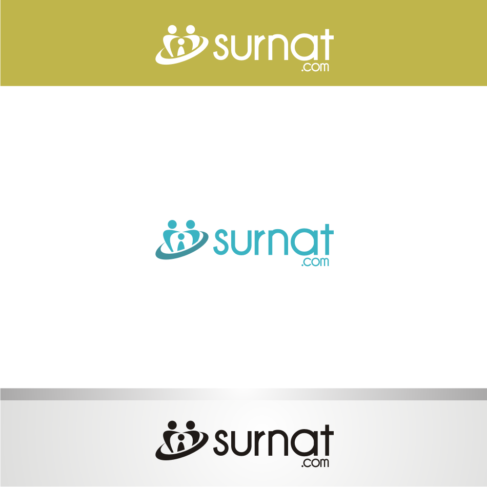 Logo Design by dewaaaa - Entry No. 64 in the Logo Design Contest Surnat.com.