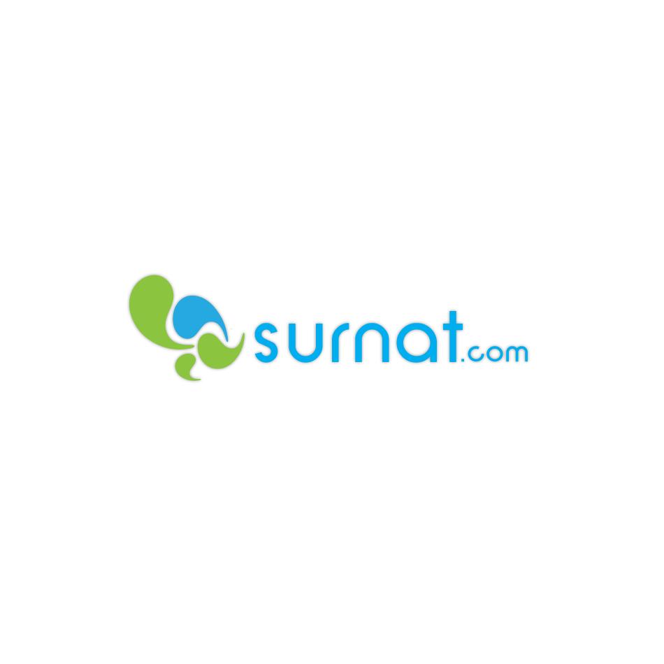 Logo Design by moonflower - Entry No. 73 in the Logo Design Contest Surnat.com.