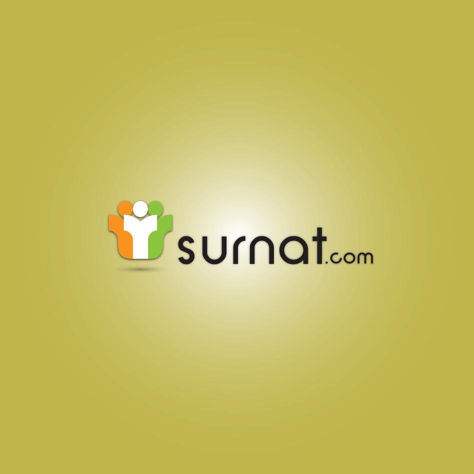 Logo Design by moonflower - Entry No. 100 in the Logo Design Contest Surnat.com.