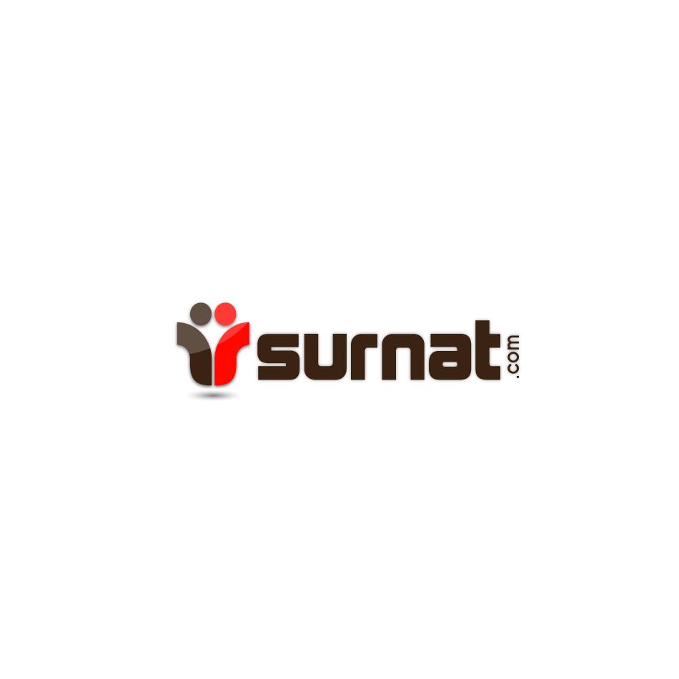 Logo Design by moonflower - Entry No. 110 in the Logo Design Contest Surnat.com.