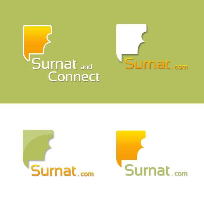 Logo Design by funnybone - Entry No. 111 in the Logo Design Contest Surnat.com.