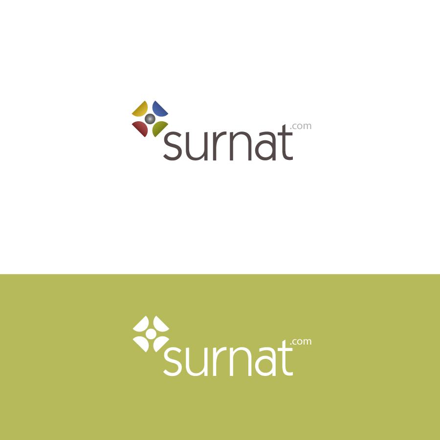 Logo Design by Private User - Entry No. 120 in the Logo Design Contest Surnat.com.