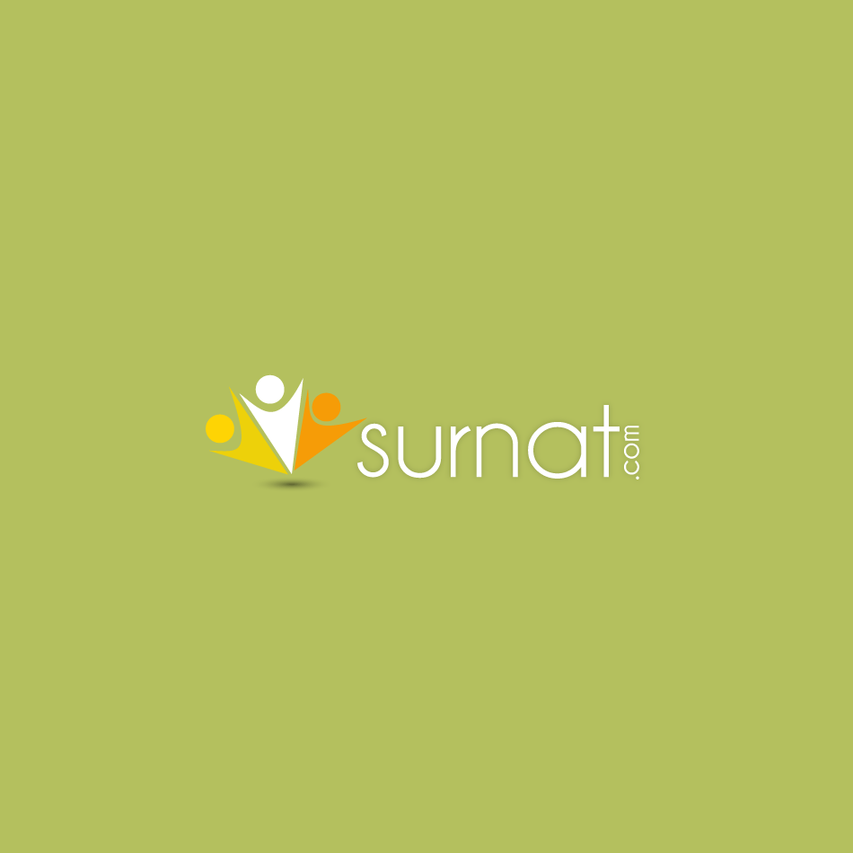Logo Design by moonflower - Entry No. 128 in the Logo Design Contest Surnat.com.