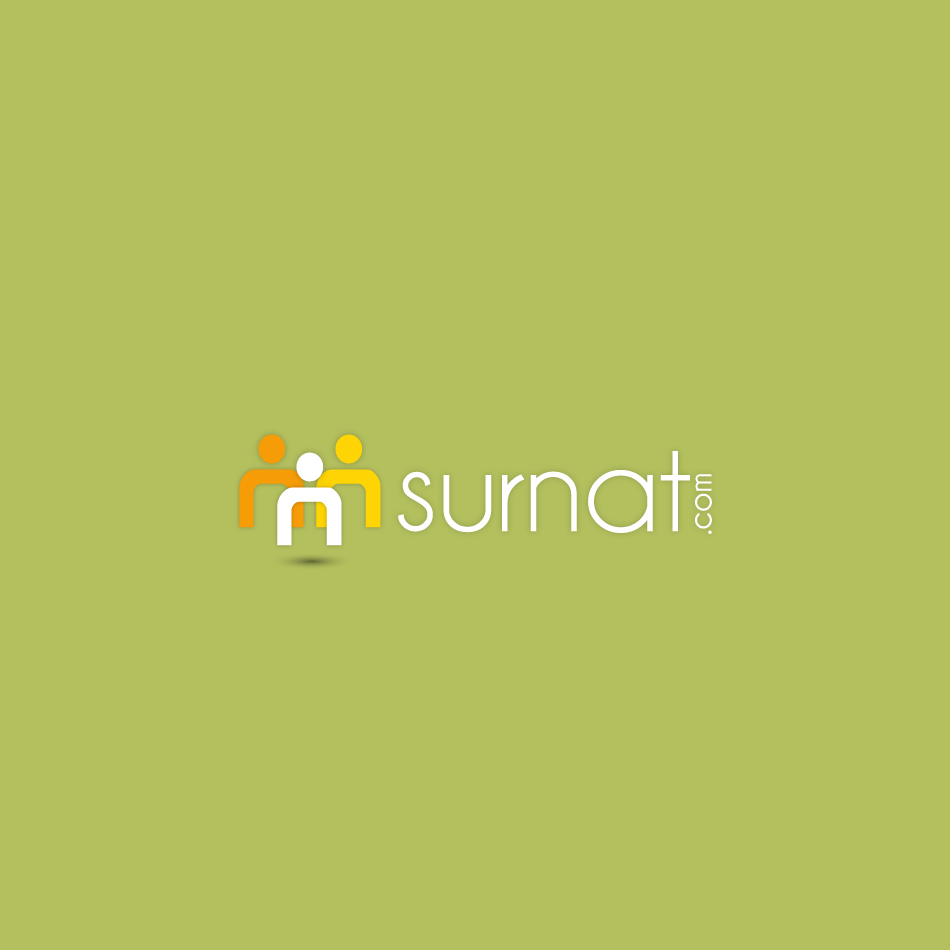 Logo Design by moonflower - Entry No. 131 in the Logo Design Contest Surnat.com.