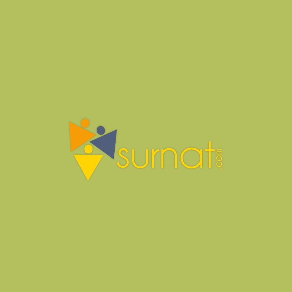 Logo Design by moonflower - Entry No. 146 in the Logo Design Contest Surnat.com.