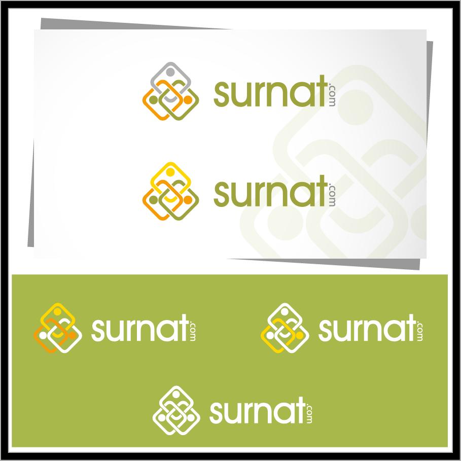 Logo Design by Mumung - Entry No. 152 in the Logo Design Contest Surnat.com.