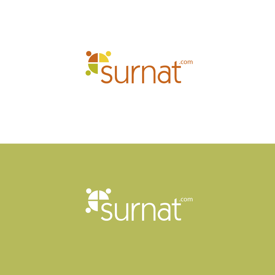 Logo Design by Private User - Entry No. 156 in the Logo Design Contest Surnat.com.