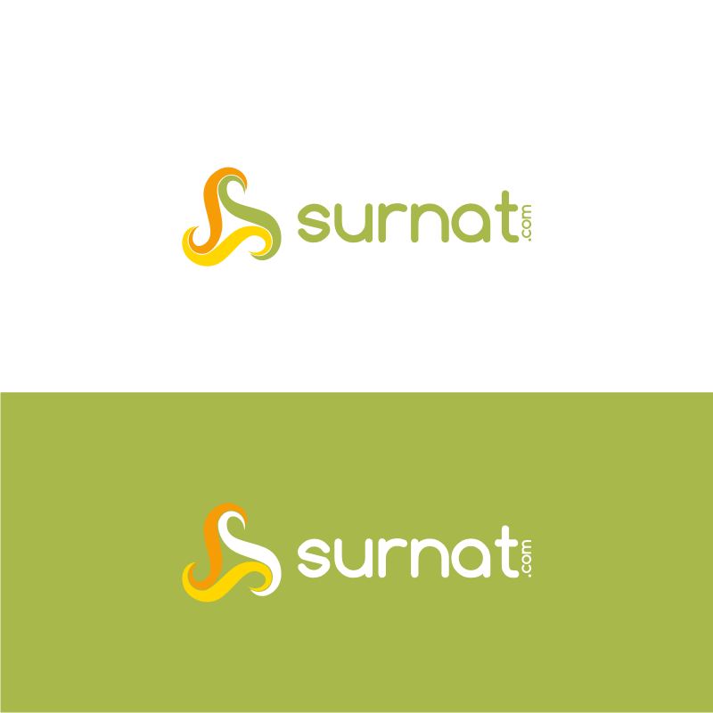 Logo Design by untung - Entry No. 160 in the Logo Design Contest Surnat.com.