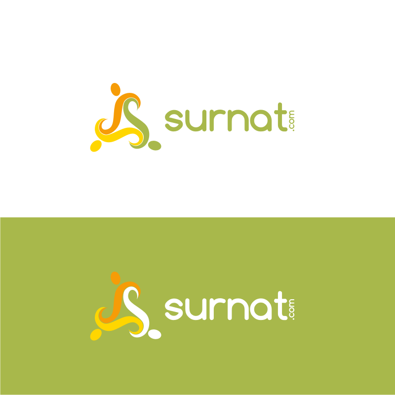 Logo Design by untung - Entry No. 161 in the Logo Design Contest Surnat.com.