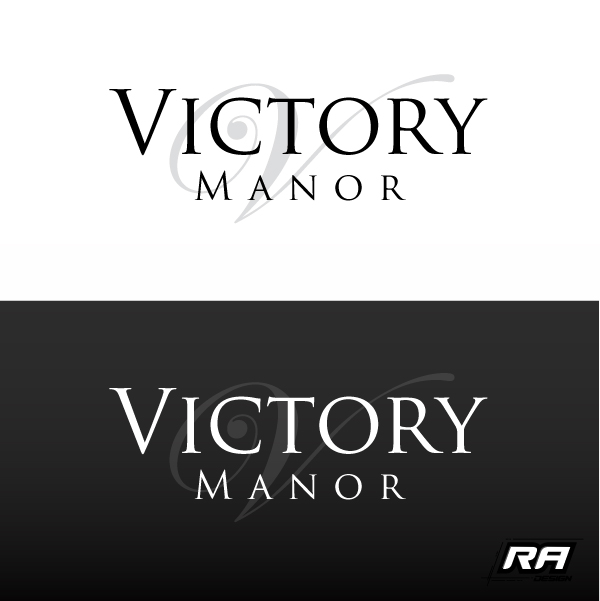 Logo Design by RA-Design - Entry No. 35 in the Logo Design Contest Victory Manor.