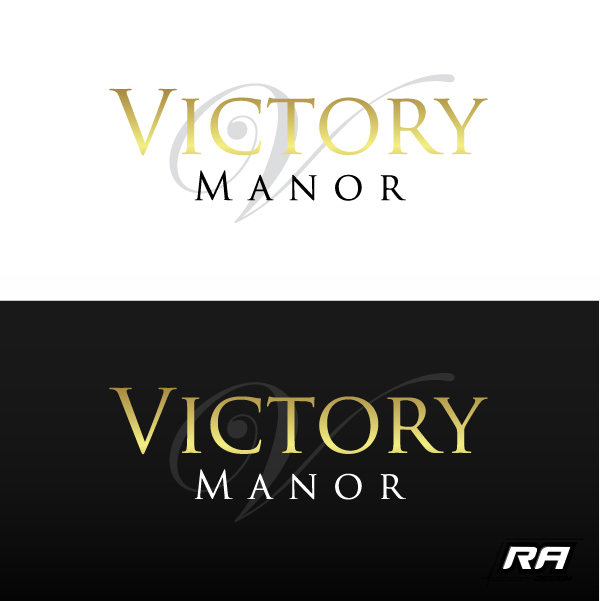 Logo Design by RA-Design - Entry No. 36 in the Logo Design Contest Victory Manor.