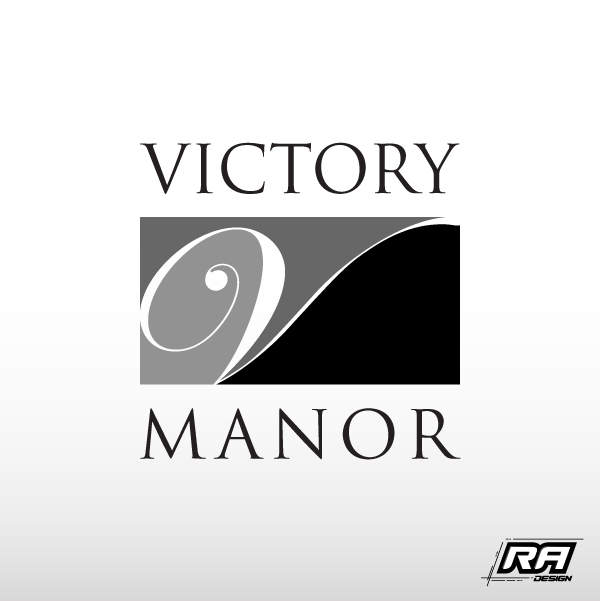 Logo Design by RA-Design - Entry No. 37 in the Logo Design Contest Victory Manor.