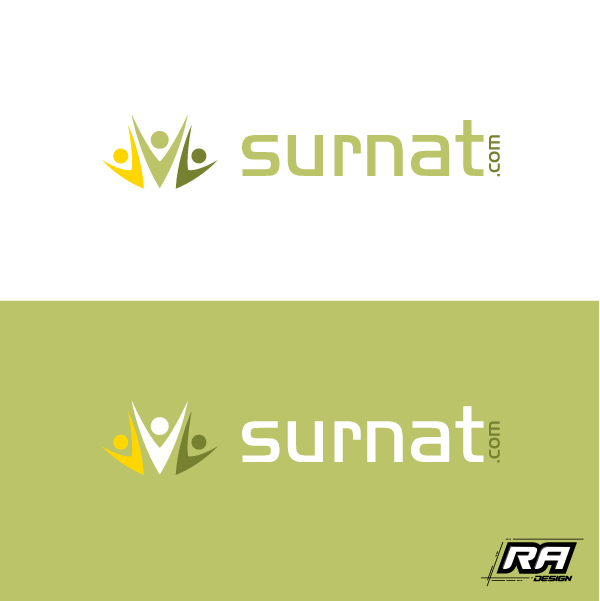 Logo Design by RA-Design - Entry No. 170 in the Logo Design Contest Surnat.com.