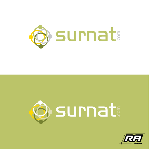 Logo Design by RA-Design - Entry No. 172 in the Logo Design Contest Surnat.com.