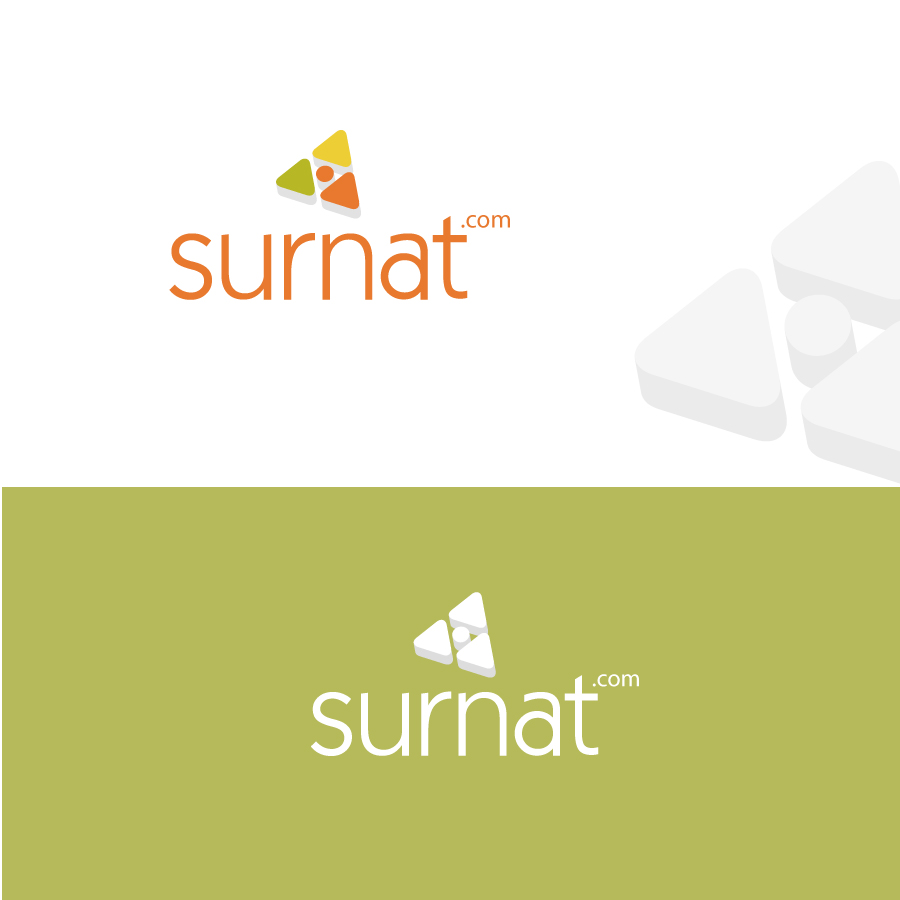 Logo Design by Private User - Entry No. 178 in the Logo Design Contest Surnat.com.