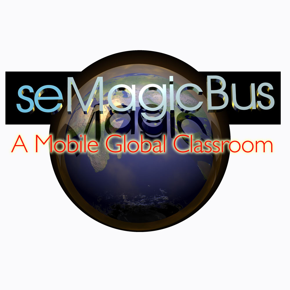 Logo Design by designoverload - Entry No. 5 in the Logo Design Contest seMagicBus.