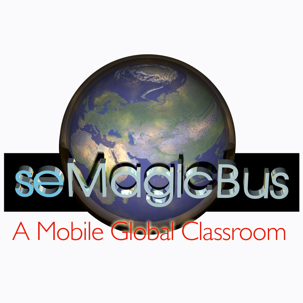 Logo Design by designoverload - Entry No. 6 in the Logo Design Contest seMagicBus.