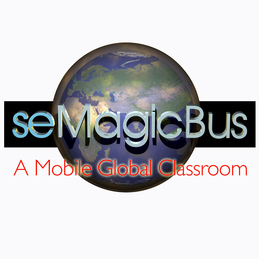 Logo Design by designoverload - Entry No. 7 in the Logo Design Contest seMagicBus.