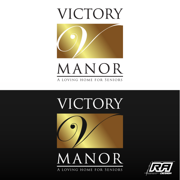 Logo Design by RA-Design - Entry No. 40 in the Logo Design Contest Victory Manor.