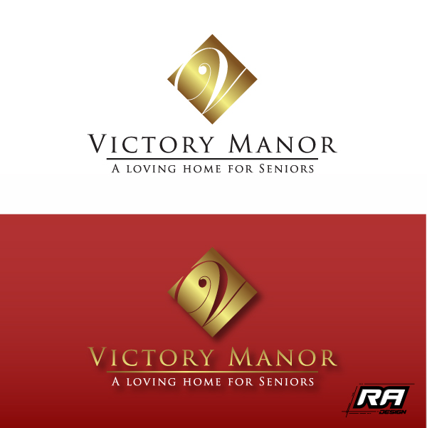 Logo Design by RA-Design - Entry No. 43 in the Logo Design Contest Victory Manor.