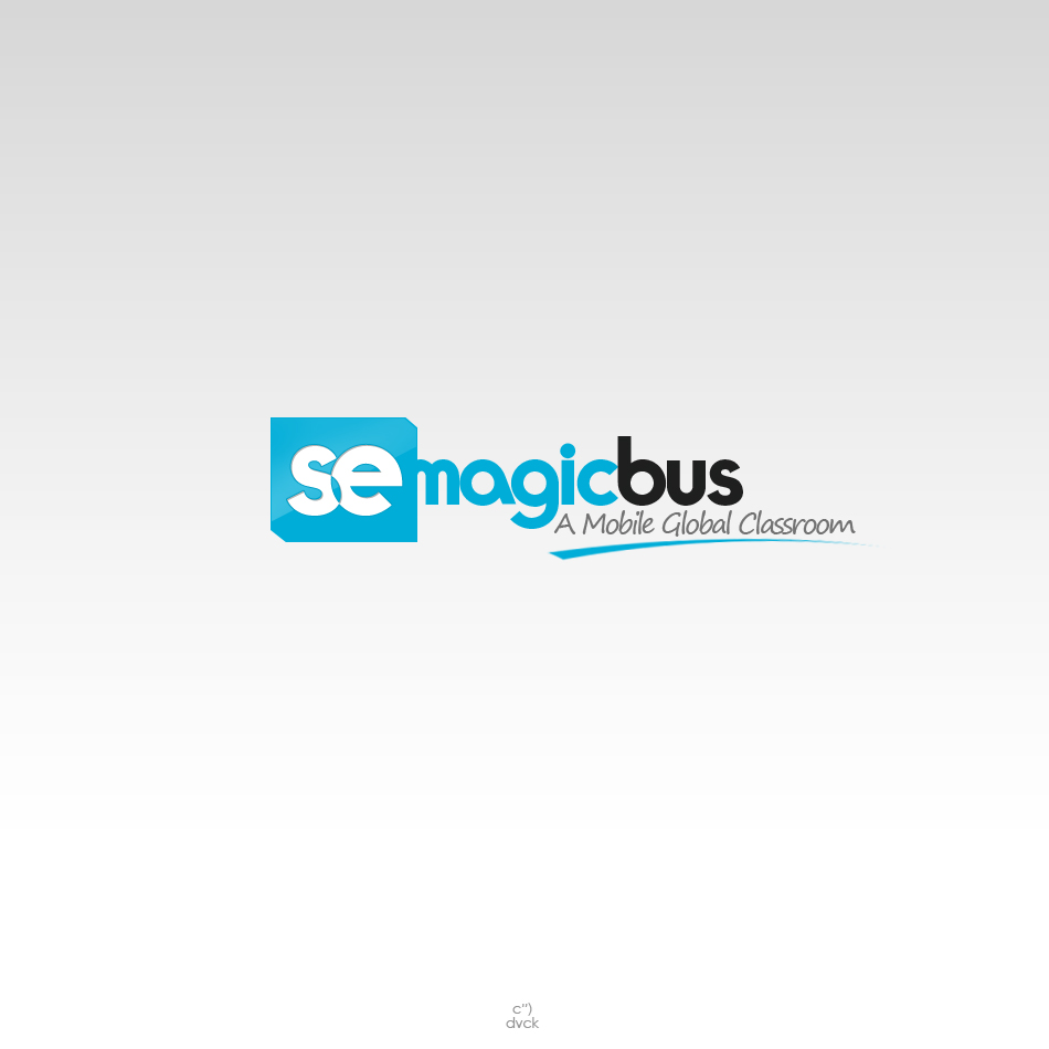 Logo Design by rockpinoy - Entry No. 9 in the Logo Design Contest seMagicBus.