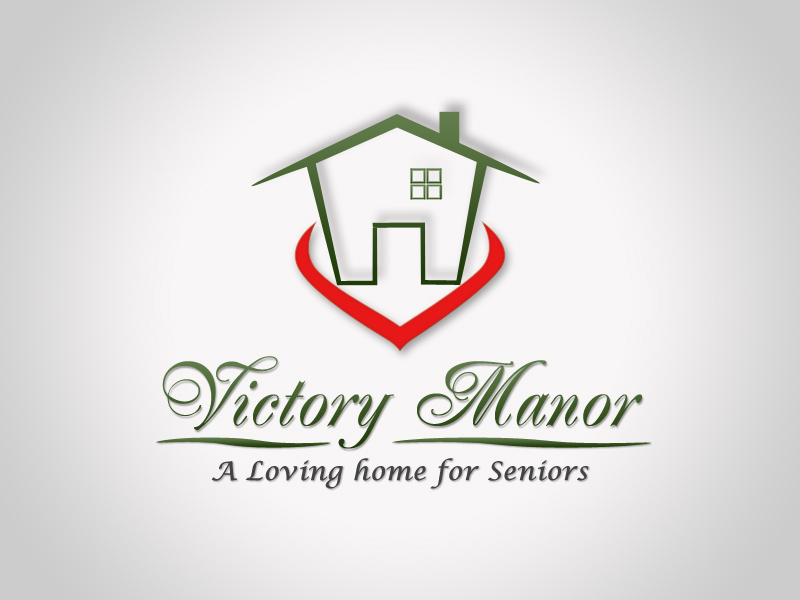 Logo Design by funnybone - Entry No. 45 in the Logo Design Contest Victory Manor.