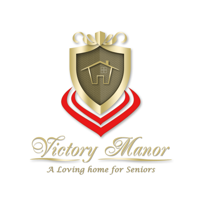 Logo Design by funnybone - Entry No. 46 in the Logo Design Contest Victory Manor.