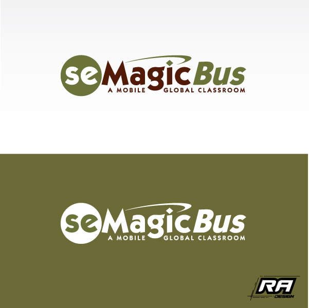 Logo Design by RA-Design - Entry No. 34 in the Logo Design Contest seMagicBus.