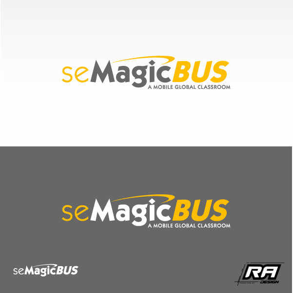 Logo Design by RA-Design - Entry No. 53 in the Logo Design Contest seMagicBus.