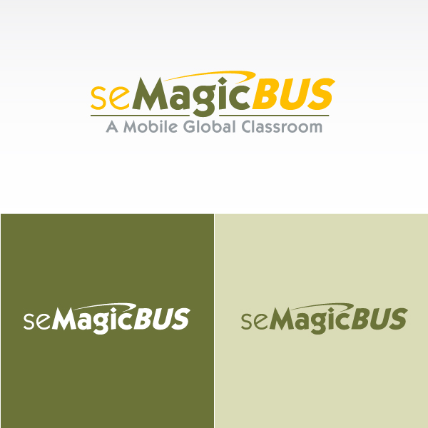 Logo Design by RA-Design - Entry No. 54 in the Logo Design Contest seMagicBus.