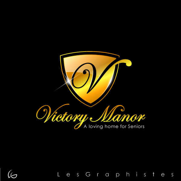 Logo Design by Les-Graphistes - Entry No. 51 in the Logo Design Contest Victory Manor.