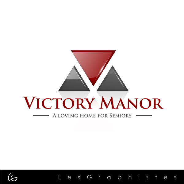 Logo Design by Les-Graphistes - Entry No. 53 in the Logo Design Contest Victory Manor.