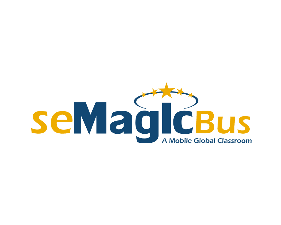 Logo Design by Ifan Afandie - Entry No. 55 in the Logo Design Contest seMagicBus.