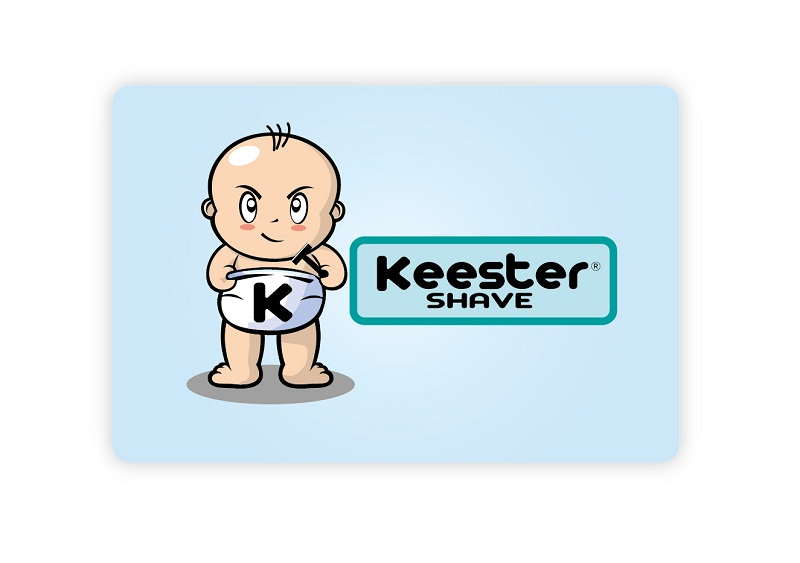 Logo Design by kowreck - Entry No. 3 in the Logo Design Contest Logo Design Needed for Exciting New Company Keester Shave.