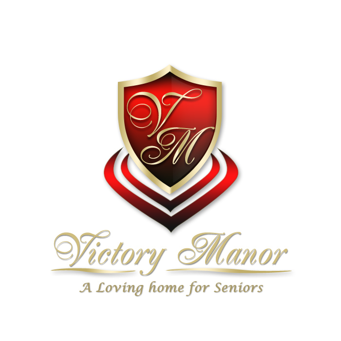 Logo Design by funnybone - Entry No. 62 in the Logo Design Contest Victory Manor.