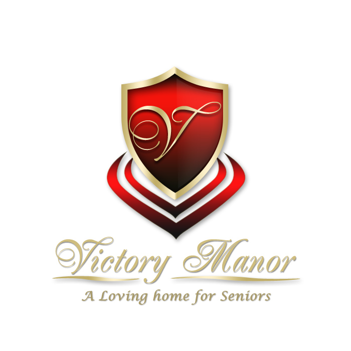 Logo Design by funnybone - Entry No. 63 in the Logo Design Contest Victory Manor.