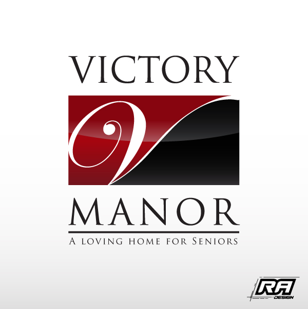 Logo Design by RA-Design - Entry No. 64 in the Logo Design Contest Victory Manor.