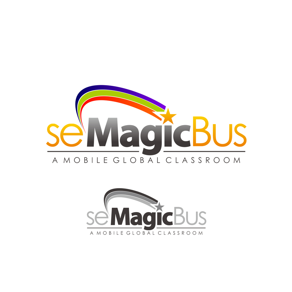 Logo Design by LukeConcept - Entry No. 63 in the Logo Design Contest seMagicBus.