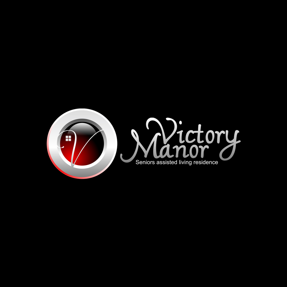 Logo Design by LukeConcept - Entry No. 65 in the Logo Design Contest Victory Manor.