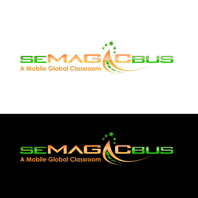 Logo Design by zams - Entry No. 65 in the Logo Design Contest seMagicBus.