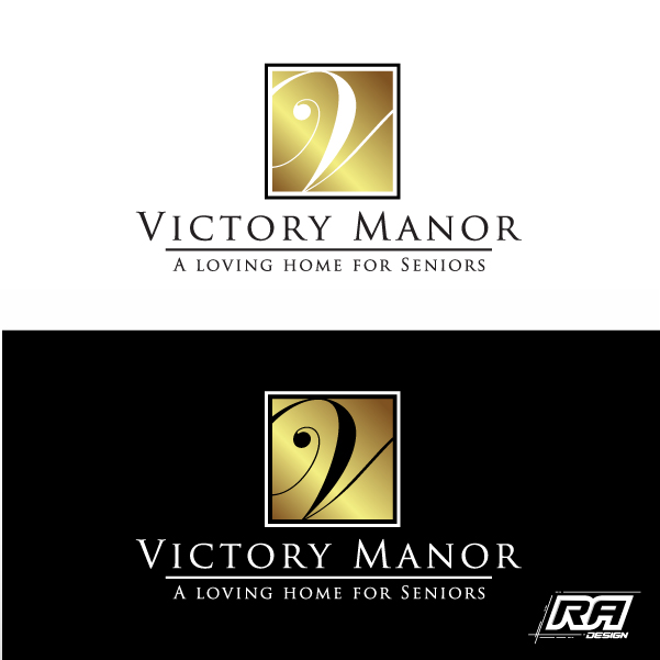 Logo Design by RA-Design - Entry No. 69 in the Logo Design Contest Victory Manor.