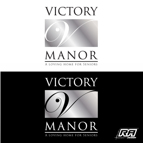 Logo Design by RA-Design - Entry No. 71 in the Logo Design Contest Victory Manor.