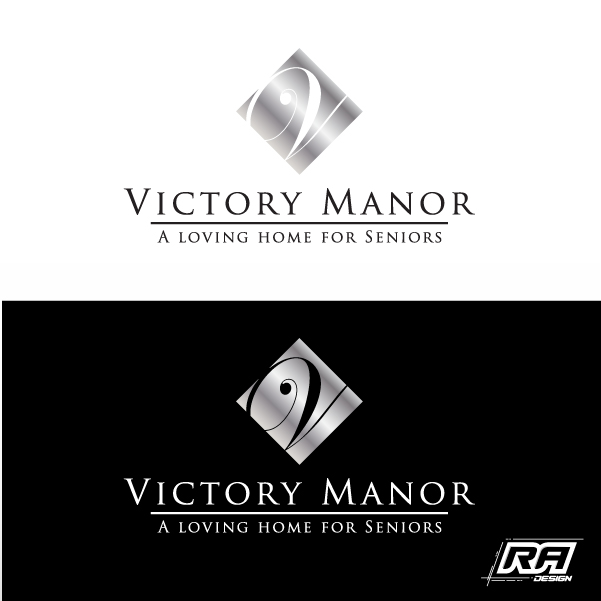 Logo Design by RA-Design - Entry No. 72 in the Logo Design Contest Victory Manor.