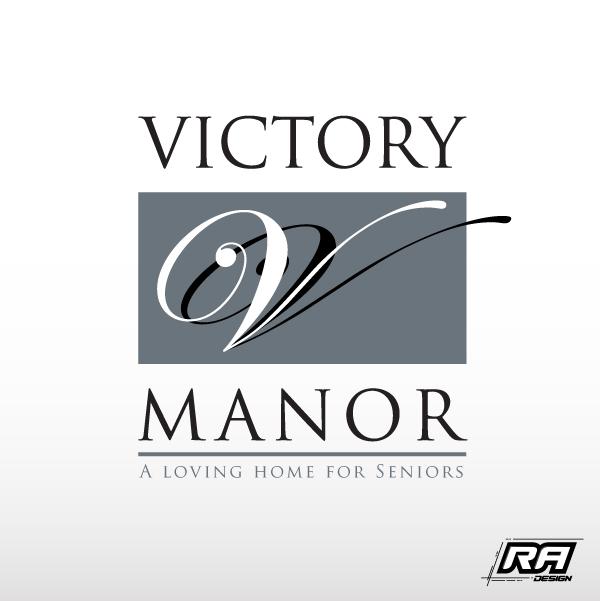 Logo Design by RA-Design - Entry No. 74 in the Logo Design Contest Victory Manor.