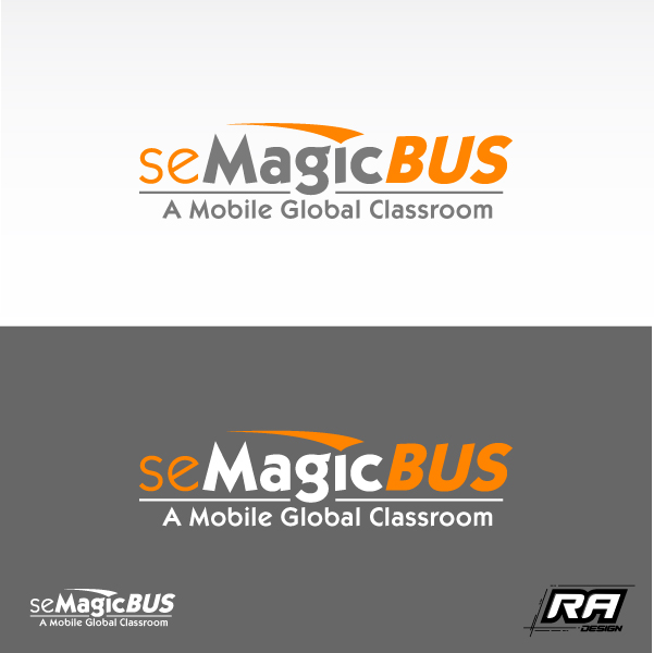 Logo Design by RA-Design - Entry No. 71 in the Logo Design Contest seMagicBus.