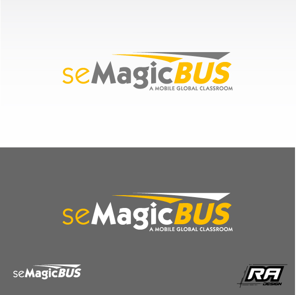 Logo Design by RA-Design - Entry No. 73 in the Logo Design Contest seMagicBus.